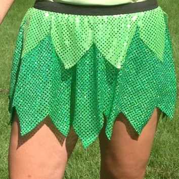 Tinkerbell Inspired Running Costumes