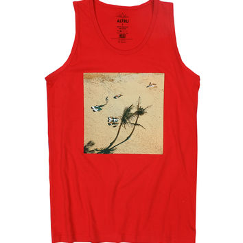 Altru Apparel LIFE Beach View Tank Top