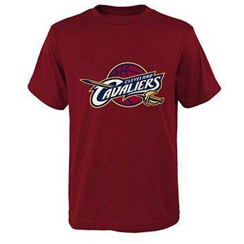 Cleveland Cavaliers NBA Youth Athletic Cotton Jersey T-Shirt