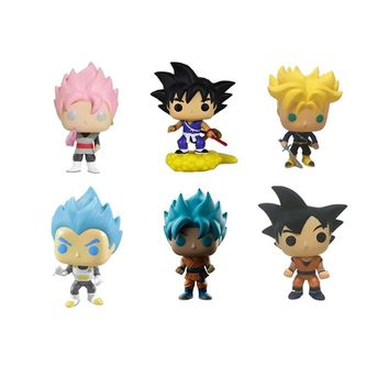 Dragon Ball Action Figures Doll Toys