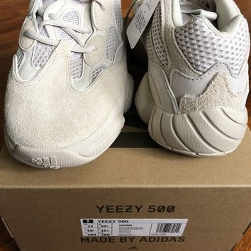 Adidas YEEZY 500 Blush Size 11 US Men's (IN HAND) YEEZY SUPPLY DESERT RAT BNIB
