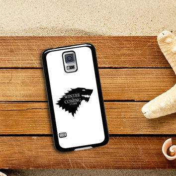 Game Of Thrones Who is Crown Samsung Galaxy S5 Case Planetscase.com