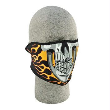 Neoprene Half Mask