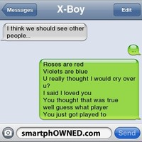 Stealstylist.com: 12 FUNNY BUT SAD BREAKUP TEXTS