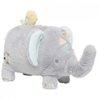 Plush Musical Wind-Up Toy Elephant - You Are My Sunshine