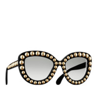 CHANEL Fashion - Butterfly sunglasses