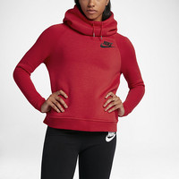 The Nike Sportswear Rally Women's Hoodie.