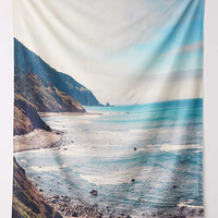 Catherine McDonald For DENY Pacific Coast Highway Tapestry | Urban Outfitters