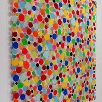 modern dots by messicakes on Etsy