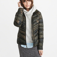 Womens Packable Down Puffer | Womens Best of Sale | Abercrombie.com