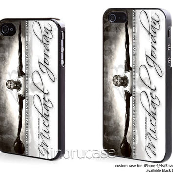 air jordan white Custom case For iphone 4/4s,iphone 5,Samsung Galaxy S3,Samsung Galaxy S4 by minorucase on etsy