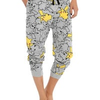 Pokemon Pikachu Girls Pajama Pants