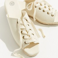 Alix Lace-Up Espadrille Sandal | Urban Outfitters
