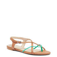 Braided Colorblock Flat - VS Collection - Victoria's Secret
