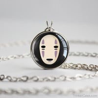 Spirited Away pendant No Face Kaonashi