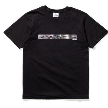 ONETOW Undefeated Busted Tee In Black