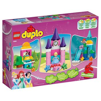 LEGO® DUPLO® Disney Princess™ Disney Princess™ Collection 10596