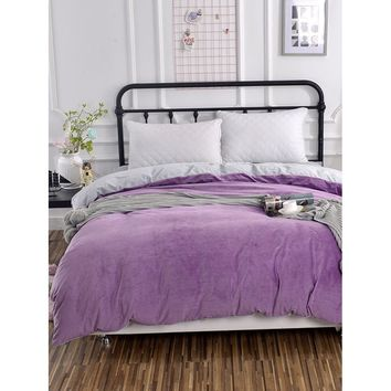 Solid Duvet Cover 1PC