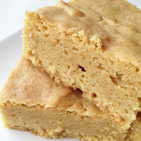 Butterscoctch Blondies - Blondies
