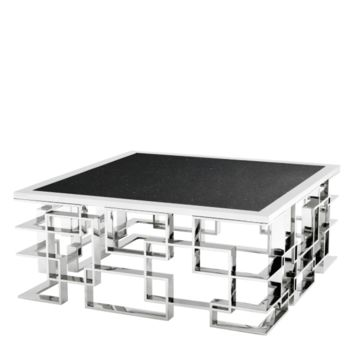 Eichholtz Spectre Coffee Table - Nickel