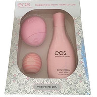 EOS Berry Blossom and Coconut Milk Gift Set