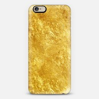 gold iPhone 6 case by austeja platukyte | Casetify