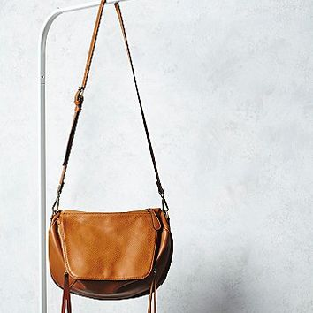 Free People Womens Zip Around Crossbody