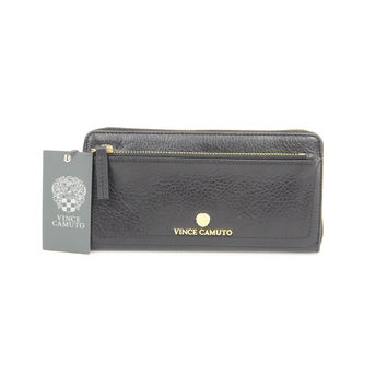 Vince Camuto Livsy Pebbled Leather Small Wallet