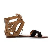 DV by Dolce Vita Fuji Sandal in Brown