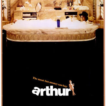 Arthur 11x17 Movie Poster (1981)