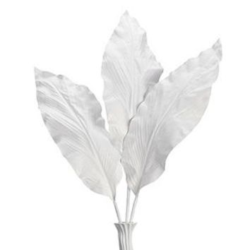 Canna Leaf Branch - Set of 3 | Centerpieces | Collections | Z Gallerie