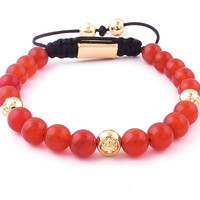 Great Deal New Arrival Gift Awesome Hot Sale Stylish Shiny Unisex Golden Accessory Bracelet [10579381187]