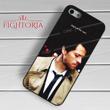 SPN supernatural cas angel -snnh for iPhone 4/4S/5/5S/5C/6/6+,samsung S3/S4/S5/S6 Regular/S6 Edge,samsung note 3/4