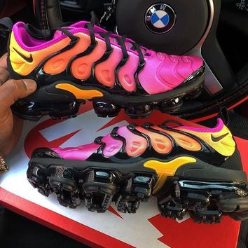 Nike Air Vapormax Plus Woman Men Fashion Running Sport Shoes Sneakers