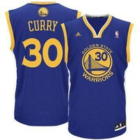 Golden State Warriors Stephen Curry #30 jerseys