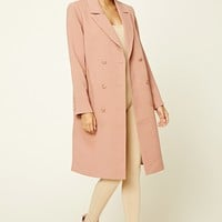 Button-Front Coat