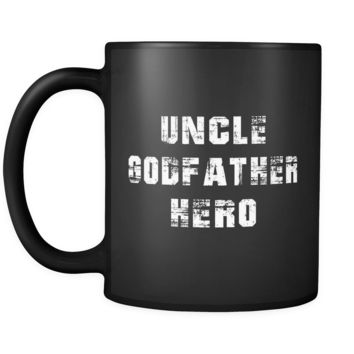 Uncle Godfather Hero Mug