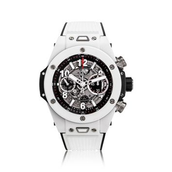 Hublot Big Bang Ceramic 411.HX.1170.RX - Unworn with Box and Papers