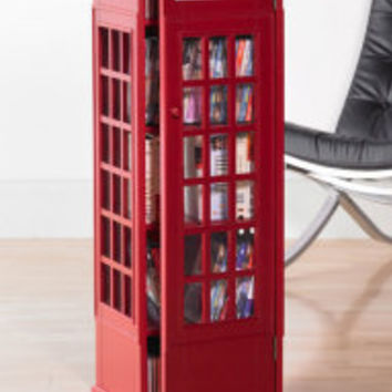 BBC America Shop - Call Box Media Cabinet