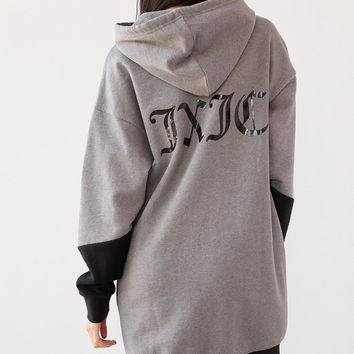 Juicy Couture For UO Oversized Hoodie Sweatshirt Dress | Urban Outfitters