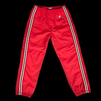 SUPREME PANTS | CHAMPION WARM UP | S/S 2014 | SS14P1-RED