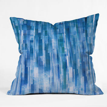 Jacqueline Maldonado Rain Throw Pillow