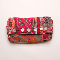 Gypsy Banjara Clutch