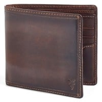 Men's Frye 'Logan' Leather Billfold Wallet