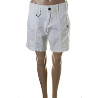 Style & Co. Womens Tummy Control Flat Front Casual Shorts