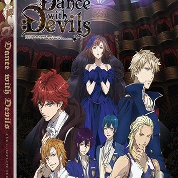 Dawn M. Bennett & Garret Storms & Kyle Phillips-Dance with Devils: The Complete Series