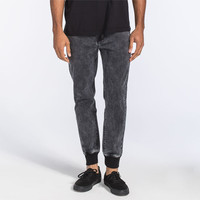 Levi's Mens Chino Jogger Pants Black  In Sizes
