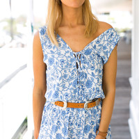 Ocean Daze Playsuit
