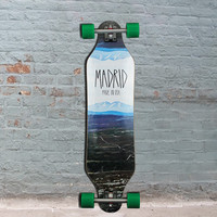 Madrid Mountain Missionary Top Mount 37 inches Longboard 2016