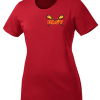 Williamsville East HS Women's Lacrosse Sport-Tek® Ladies PosiCharge® Competitor™ Shirt